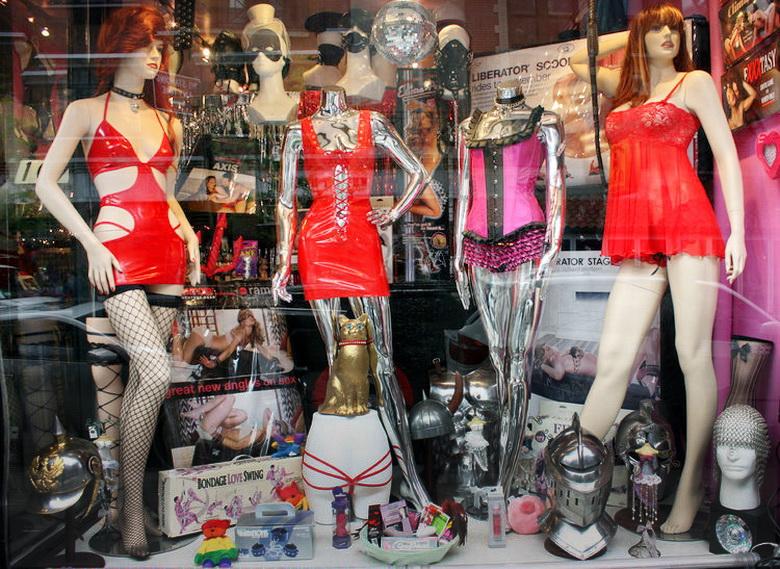 Erotikus segédeszköz ajánló, Szexshop Budapest